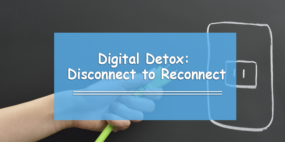 The 48-Hour Digital Detox: A Challenge You Won't Forget