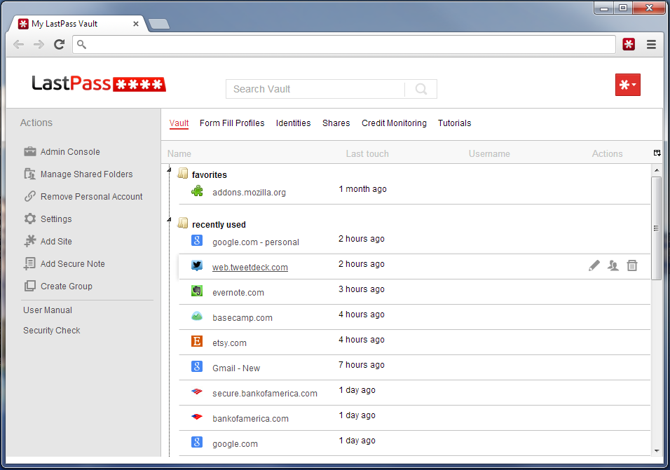 LastPass: Strong Password Manager