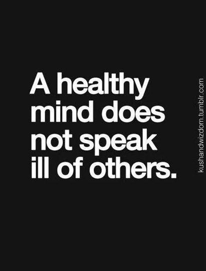 Bullying Quotes: Healthy Mind