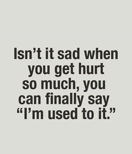 "Bullying Quotes: ""I'm Used to It"""