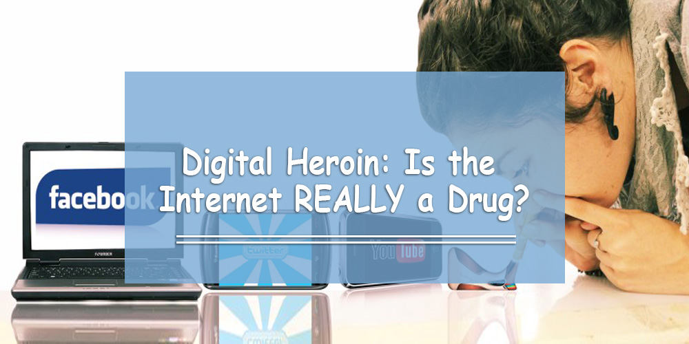 Digital Heroin: Is the Internet REALLY a Drug?