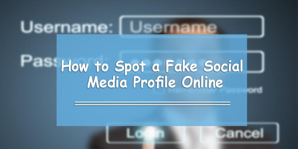 Catfish: How to Spot Fake Social Media Profile