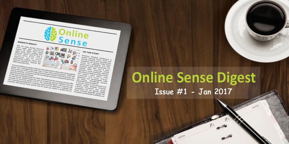 Online Sense Digest January 2017